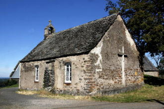 Les chapelles de Trizac (La Chassagne ; Lieuchy)