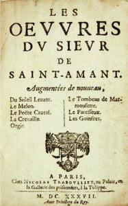 Un Poème à La Gloire Du Fromage Cantal Au Xviie Siècle